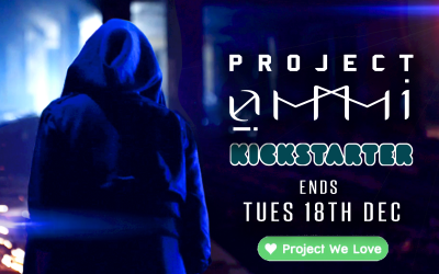 Project Ommi Now Crowdfunding
